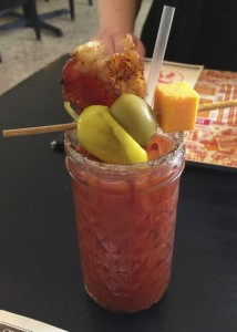 Bloody Mary awesomeness