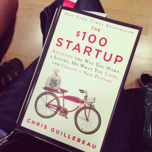 Chris Guillebeau The $100 Startup
