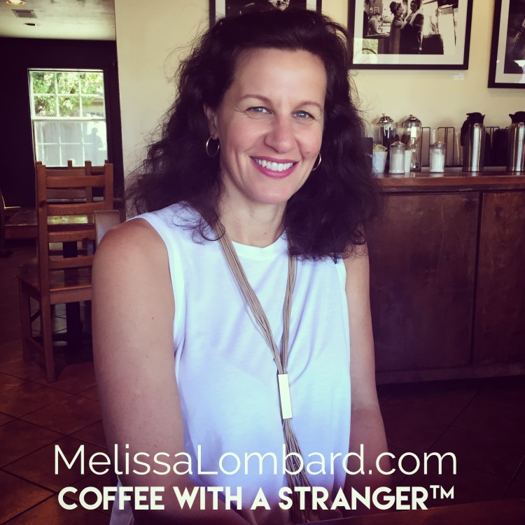 Coffee With A Stranger Cup 111 Caroline Boudreaux